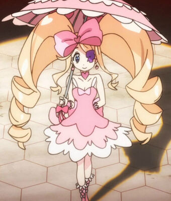 Nui Harime from Kill la Kill.