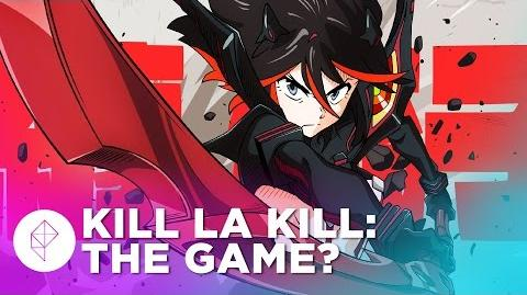 Interview KILL LA KILL Video Game from PlatinumGames?