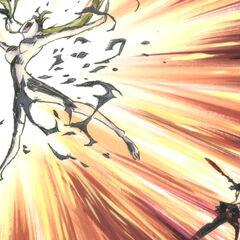 Омико побеждена Рюко.