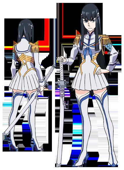 Fichier:Satsuki Kiryūin body (Junketsu non-active).png