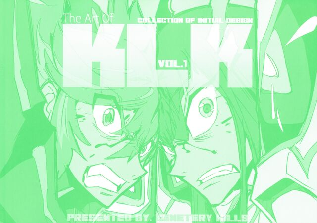 File:The Art of KLK Vol.1.jpg