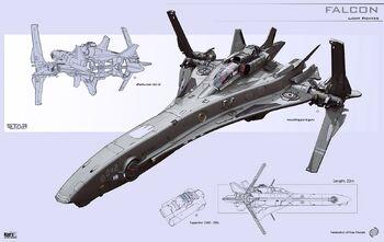 AWC-2405 Falcon