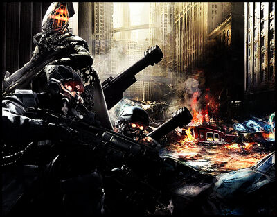 Helghast Invasion