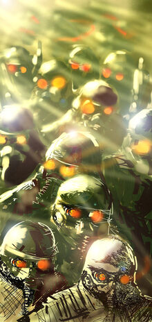 Helghast army cool