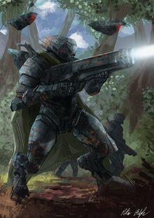 Power armor 31st
