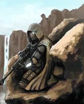 PLH Desert Ranger on Taru