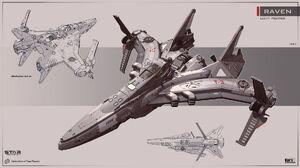 AWC-2406 Raven
