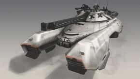 Hover tank by therollingman-d5z0vot