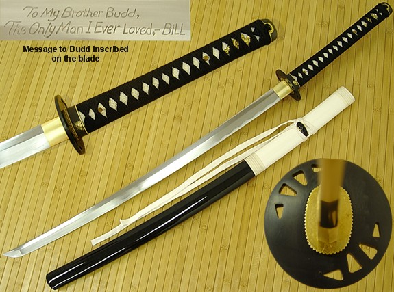 Budd's sword | Kill Bill Wiki | FANDOM powered by Wikia