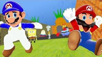 Super Spongebob Death Run