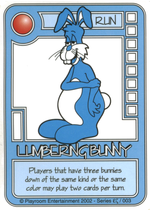 003 Blue Lumbering Bunny-thumbnail