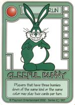 007 Green Gleeful Bunny-thumbnail