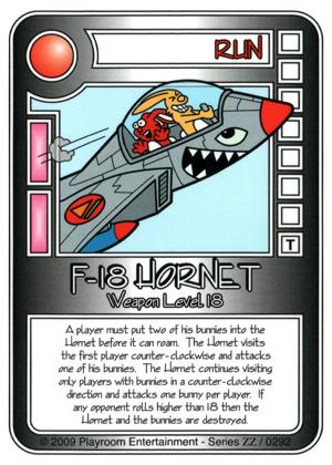 0292ZZ - F-18 Hornet-thumbnail