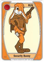 014 Orange Security Bunny-thumbnail