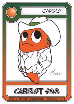 1043 Carrot 38 - Boss-thumbnail