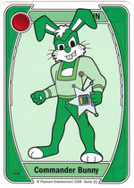 006 Green Commander Bunny-thumbnail