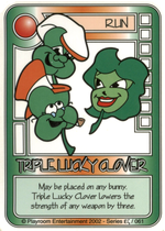 061 Triple Lucky Clover-thumbnail