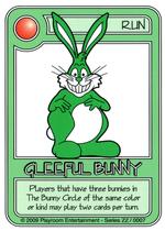 0007 - Green Gleeful Bunny-thumbnail