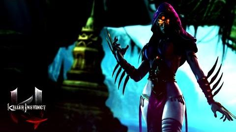 Killer Instinct S1 OST - Ballet of Death (Sadira's Theme)-0