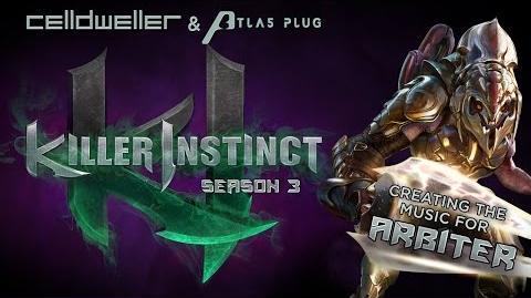 """Killer Instinct Season 3 - Creating The Music For """"Arbiter"""""""