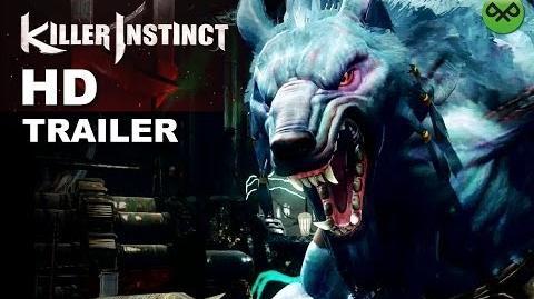 Killer Instinct - Sabrewolf Trailer