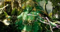 Maya Mimic Skin in retro costume