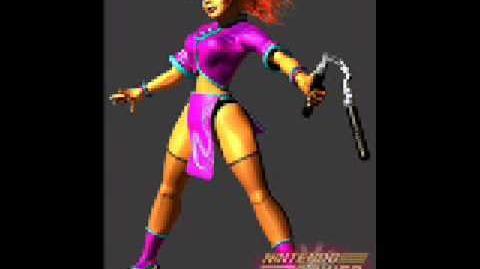 Kim Wu's Theme-Killer Instinct Gold