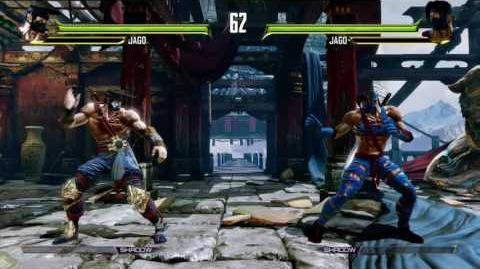 Killer Instinct Jago Idle Theme