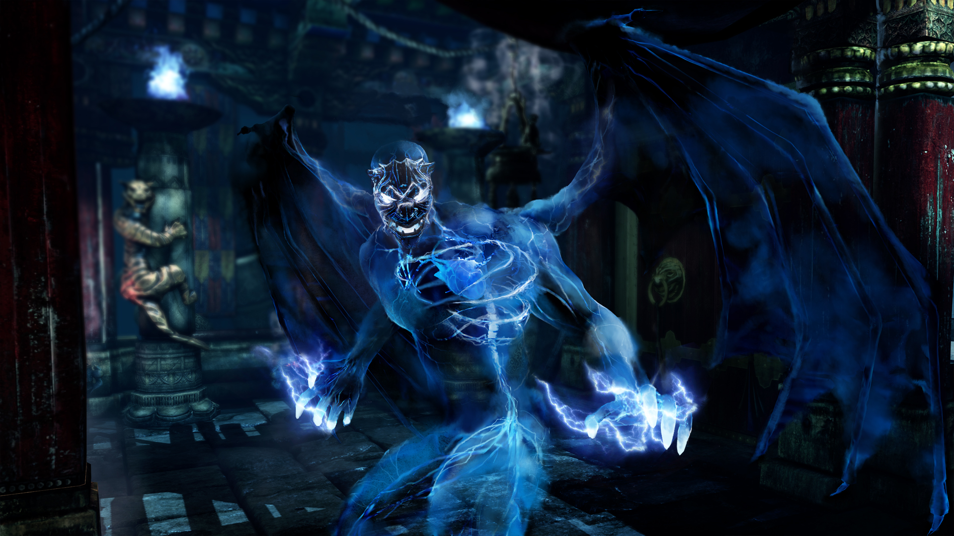 The herald of gargos killer instinct wiki fandom for Portent vs omen