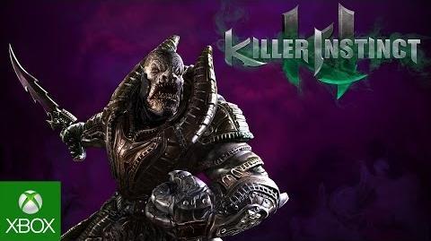 Killer Instinct General RAAM trailer