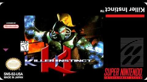 Killer Instinct SNES OST - Humiliation