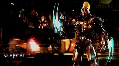 Killer Instinct S1 OST - Type-03 (Fulgore's Theme)