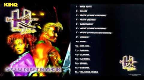 Gold Cuts Maya Theme - Remix HD