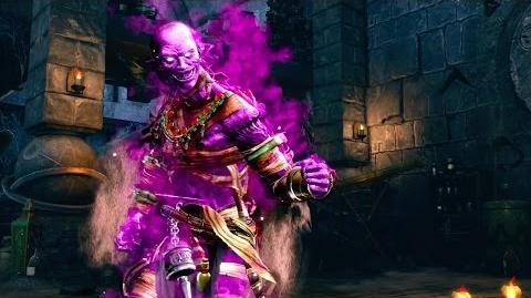 Killer Instinct Shadow Skin Intros