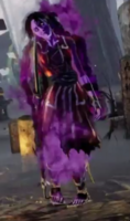 Hisako Retro Shadow Skin