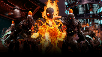 Killer Instinct Season 2 - Aganos Loading Screen 8