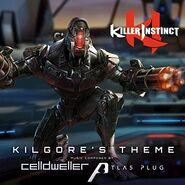 KI Single Cover Kilgore
