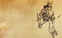 Killer Instinct (Xbox One) - Jago Artwork 1