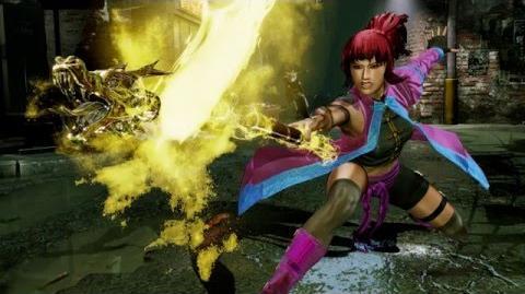 Kim Wu's Theme Chinatown Brawl (Fully Edited) - Killer Instinct Season 3
