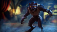 Sabrewulf Classic Costume - Render