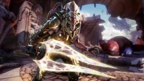 The Champion of Sanghelios - Killer Instinct OST by Atlas & Celldweller