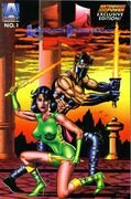 Killer Instinct -1 Nintendo Power Edition (Paul Gulacy art) FRONT