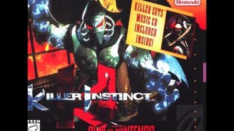 Killer Instinct (SNES) - Main Theme