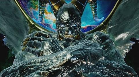 Killer Instinct - Gargos - Golden God Argent Shroud (Platinum) Costume Color