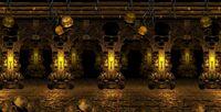Dungeon chamber