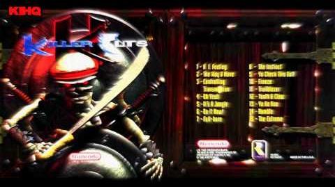 Killer Cuts The Extreme - Eyedol Theme HD