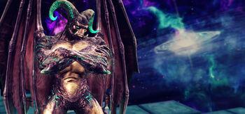 Character bio hero gargos