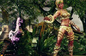 Maya retro
