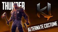 KI 2013 Thunder Alternate Costume