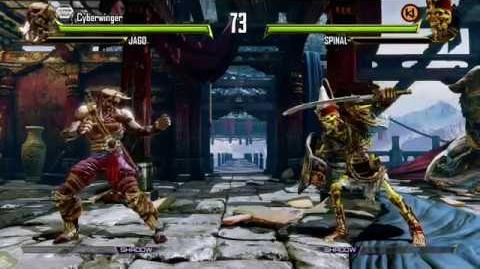 Killer Instinct 2013 Jago's Hidden Theme (Alternative)
